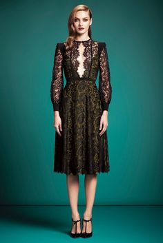 Gucci Pre-Fall 2013 Collection - Fashion on TheCut