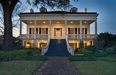 SONIAT DUFFOSAT HOUSE New Orleans, Louisiana, Orleans Parish - 1848. photo credit, David J. L'Hoste