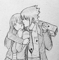 Sasuke e Hinata (SasuHina) || Naruto