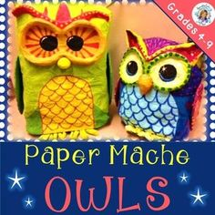 Fun and easy paper mache project!!