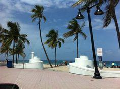 Fort Lauderdale Beach in Fort Lauderdale, FL