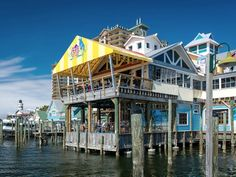Margaritaville in Destin, Florida