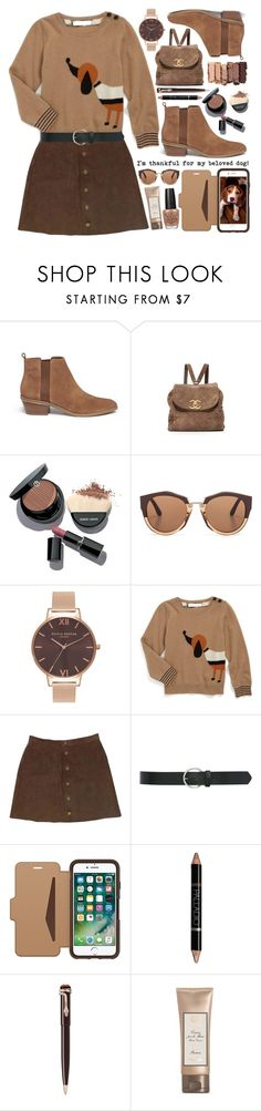 """I'm thankful for my beloved dog!"" by sunx2 ❤ liked on Polyvore featuring Michael Kors, Urban Decay, Giorgio Armani, Marni, Olivia Burton, Burberry, American Apparel, M&Co, OtterBox and Forever 21"