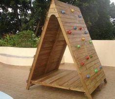 Casa De Muñecas En Madera Para Niños Ideal Para Escalar - Bs ...