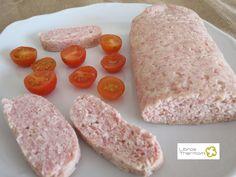 Fiambre de pollo y jamón york de dieta con Thermomix
