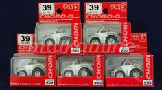 CHORO-Q STANDARD 2004 | NISSAN 350Z ROADSTER | NO.39 | SILVER | SELL AS LOT