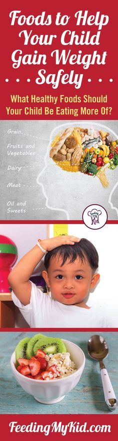 Dietitian Tips To Help Your Child Gain Weight Dietitian