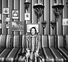 seeing stripes with diana vreeland