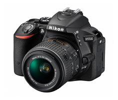 Nikon DX Format DSLR Camera D5500
