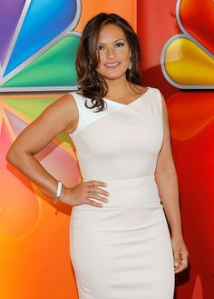 Mariska Hargitay. Love her In law and Order SVU
