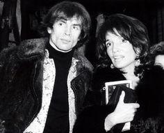 Rudolf Nureyev and Lee Radziwill, 1974