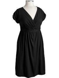 In case you can't tell yet, I love black. It's slimming and easy to pair with lots of things. $36.94 #lbd #perfectplus