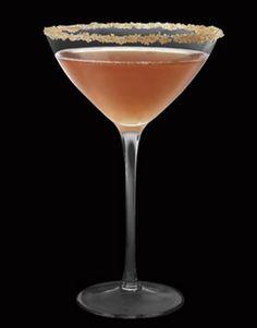 Hennessy Sidecar: 2oz. Hennessy VS  1oz. Grand Marnier  1oz. Lemon juice  Brown sugar  Shake & strain ingredients in a sugar-rimmed cocktail glass. CHEERS!