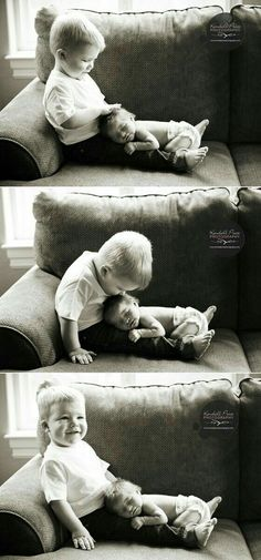 ideas for photography lifestyle newborn sibling photos Sibling Photos, Newborn Pictures, Baby Pictures, Newborn Pics, Baby Newborn, Brother Pictures, Photo Bb, Jolie Photo, Shot Photo