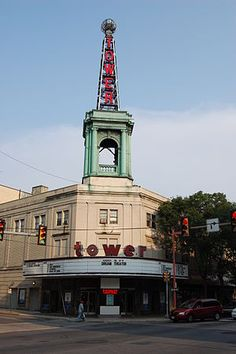 Tower Theater on 69th Street in Upper Darby.Saw my first concert here