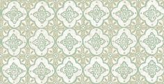 Nirvana (SZ001851) - Albany Wallpapers - An all over wallpaper featuring an elegant tile effect design. Shown here in the aqua colourway. Other colourways are available. Please request a sample for a true colour match. Paste-the-wall product.