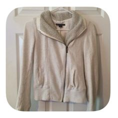 💖Armani Exchange Jacket FAB! Only Worn Once. GREAT CONDITION! No Stains, holes, rips, or flaws. Very Warm. Fitted Jacket. DETAILS: 72% COTTON 28% SPANDEX. Armani Exchange Tops