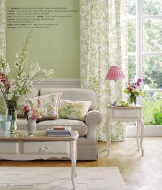 Cottage Home Interior Laura Ashley Flower Marquee range.Cottage Home Interior Laura Ashley Flower Marquee range Cheap Office Decor, Cheap Bedroom Decor, Cheap Wall Decor, Easy Home Decor, Home Decor Items, Home Decor Accessories, Manufactured Home Remodel, Interior House Colors, Interior Livingroom