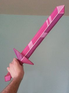 Adventure Time Crystal Sword