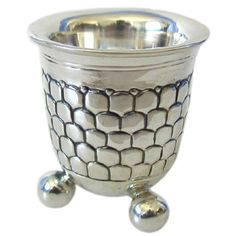 Sterling Silver Kiddush Cup. Replica. Nuremberg, Germany 1787-1790 , Holidays | Judaica Web Store