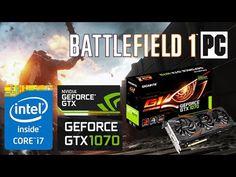 Battlefield 1 PC Gameplay GTX 1070 G1 Gaming (ULTRA SETTINGS)