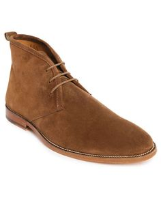 Desert Boot Le Monsieur Suede Brun BOBBIES
