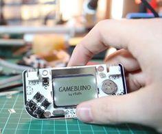 Gamebuino Arduino Game Console