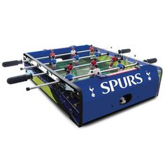 Tottenham Hotspur FC Football Table - Football Table - Ideas of Football Table Football Shop, London Football, Football Accessories, Spurs Fans, Tottenham Hotspur Fc, Football Memorabilia, Soccer Gifts, Table Games
