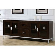 @Overstock - Instantly update your bedroom decor with this Tacoma 4-door cabinet  Furniture piece comes finished with a light Halifax brown color   Cabinet has coated sliver finished hardware and a steel basehttp://www.overstock.com/Home-Garden/Tacoma-4-door-Cabinet/3488277/product.html?CID=214117 $519.99