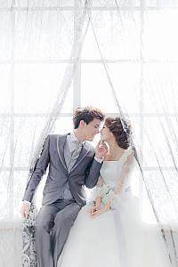IVY BRIDE 結婚写真館 結婚 写真 カップル アルバム 記念 観光 台湾 台北オススメ