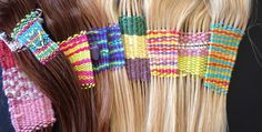 Hair Tapestry @belladoraspa #hairtapestry #boho #festivalhair #bohochic #Coachella #hairextension Custom orders welcome, call 760-438-7404