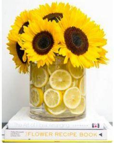 Tout plein de bonnes idées pour présenter un bouquet de fleurs différemment!
