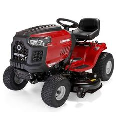 Troy-Bilt Pony Riding Lawn Mower with Deck and Engine Tractor Best Zero Turn Mower, Zero Turn Lawn Mowers, Best Lawn Mower, Best Riding Lawn Mower, Riding Mower, Best Lawn Tractor, Lawn Mower Tractor, Lawn Tractors, Troy