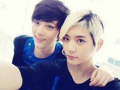 Ren & MinHyun NU'EST