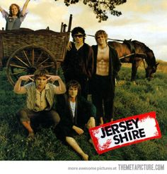 """That's how we roll in the shire!"""
