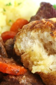 This is perfect for colder days and simple to make in the slow cooker too...