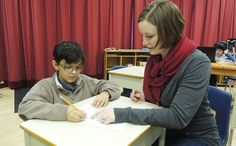 Small class sizes keep the focus on our students' individual learning needs.
