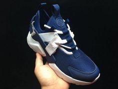17e0d010e3d94 Cheap Nike Air Huarache Shoes Online - Page 2 of 6 - Cheapinus.com. Manner Nike  Air Huarache Run Ultra BR Navy Blue White Womens Mens ...