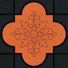 FA6060OI - Orange In 60X60 Porcelain Tile, Tiles, Mosaics, Flooring, Architecture, My Love, Creative, Face, Orange