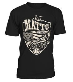 """# It's a MATTO Thing .  Special Offer, not available anywhere else!      Available in a variety of styles and colors      Buy yours now before it is too late!      Secured payment via Visa / Mastercard / Amex / PayPal / iDeal      How to place an order            Choose the model from the drop-down menu      Click on """"Buy it now""""      Choose the size and the quantity      Add your delivery address and bank details      And that's it!"""