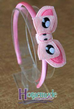 Pig Hair Accessory-Pig Hair Clip-Pig por HomemadeTrends en Etsy