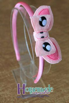 Pig Hair Accessory-Pig Hair Clip-Pig by HomemadeTrends on Etsy