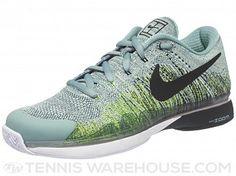 release date: c77dd b606c Nike Zoom Vapor 9.5 Flyknit QS Black Green Men s Shoe