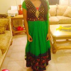 Long indian salwar kameez Long indian salwar kameez size 38 Dresses
