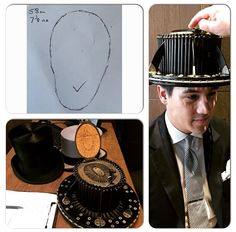 Top hat measurements