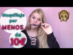 Maquillaje por menos de 10€ y 5€ I Maquillaje low cost