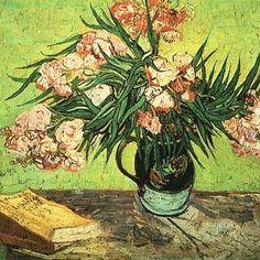 van Gogh flores  Artistas ou produtor cultural lutando para financiar seus projetos? Visita www.karthaz.com e baixe seu ebook grátis aqui