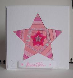 Iris Pink Star