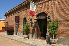 The Todos Santos Inn, Todos Santos, B.C.S., Mexico