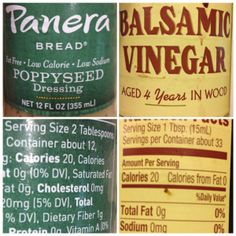 WARNING: Your Vinegar May Have More Calories Than You Think - #food #diet #fitness